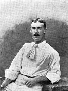 Billy Bates, the best test cricket all-rounder EVAR.