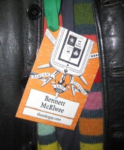 BCA4 name tag